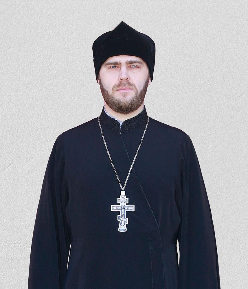 Иерей Антоний Смирнов