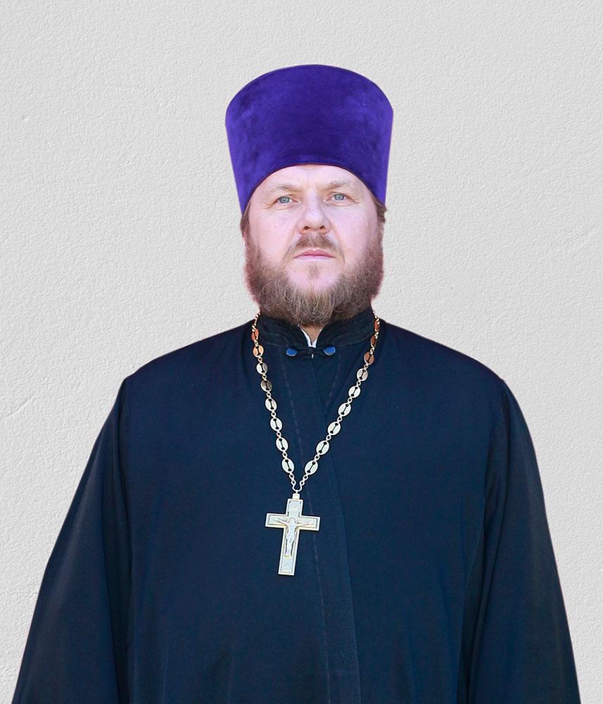 Протоиерей Алексей Палинов