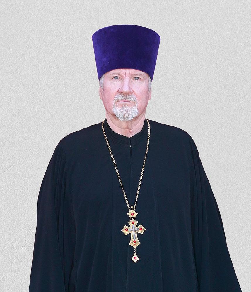 Протоиерей Георгий Мезенцев